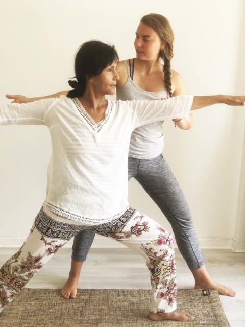nybörjare yoga